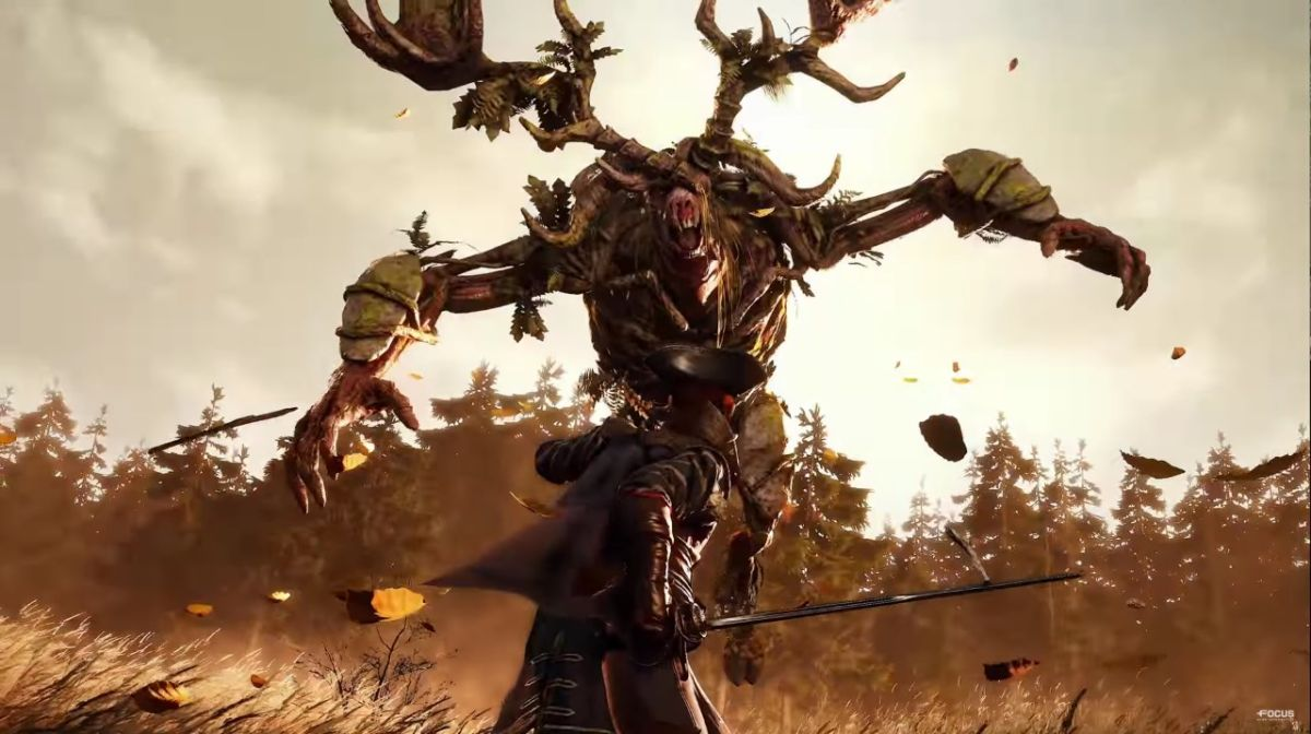 Paris In The Fall Wallpaper Greedfall Teaser Reveals A Baroque Inspired Rpg About The