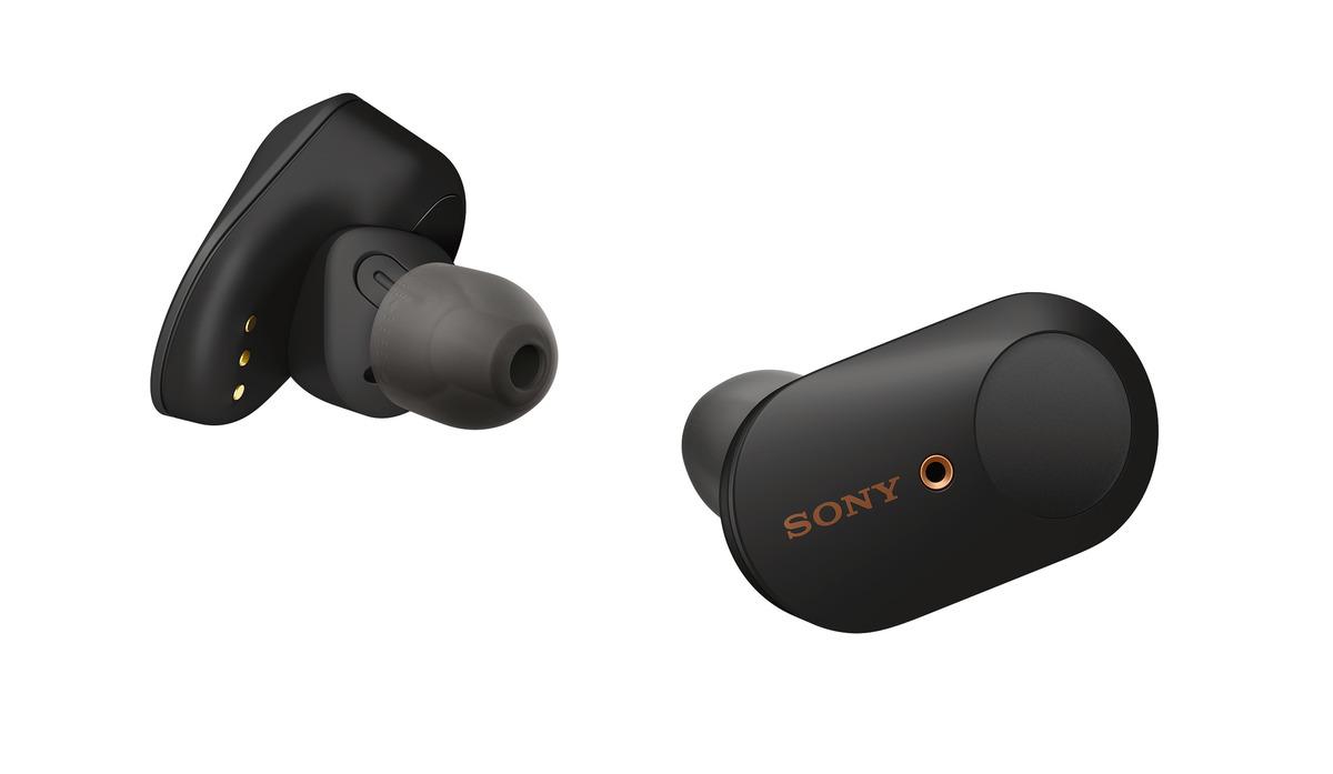 best wireless earbuds Sony WF-1000XM3