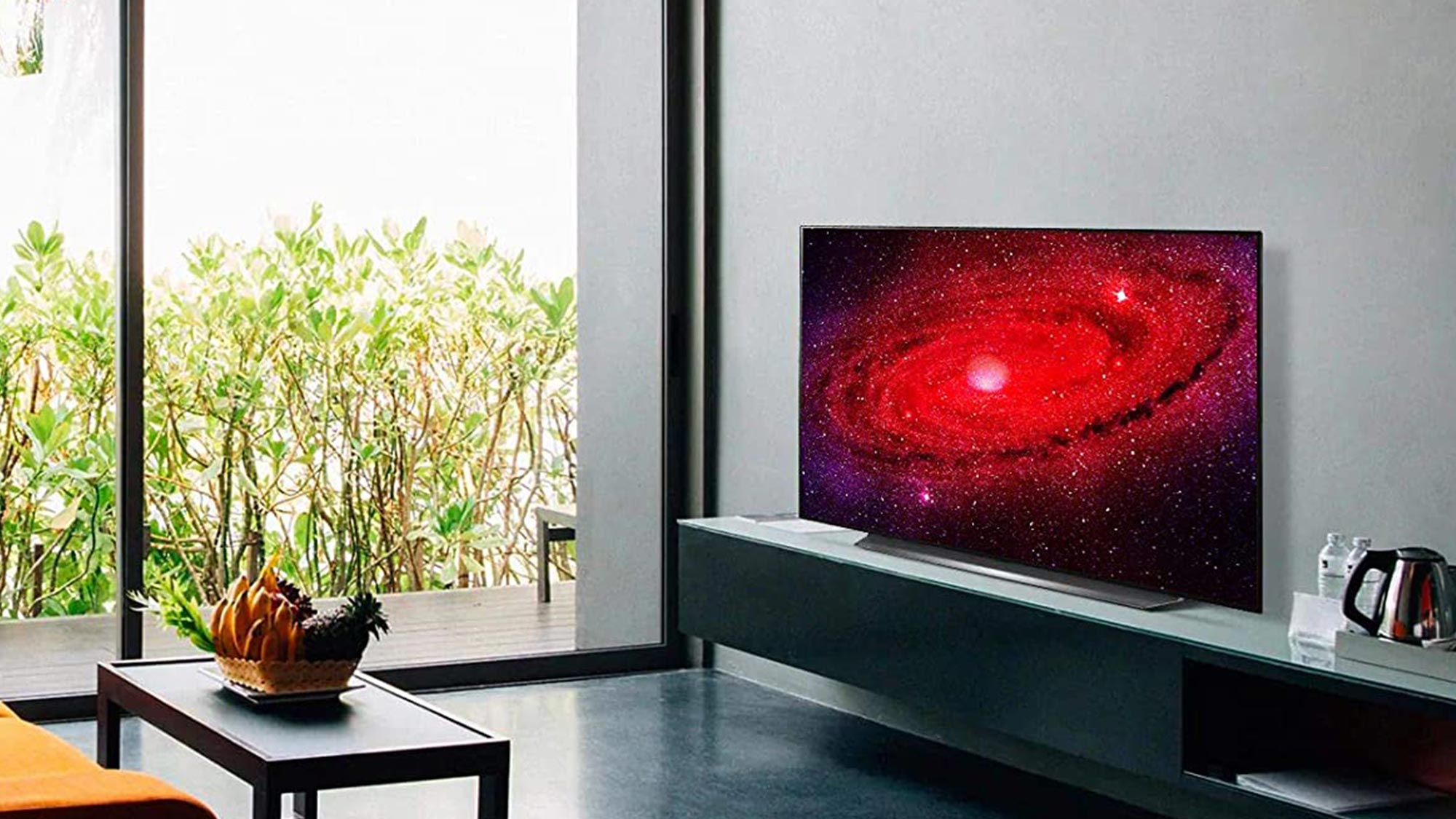 lg cx oled tv review tom s guide