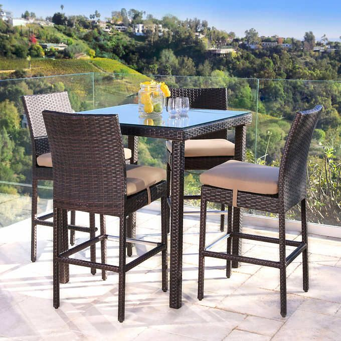 this costco patio furniture is perfect