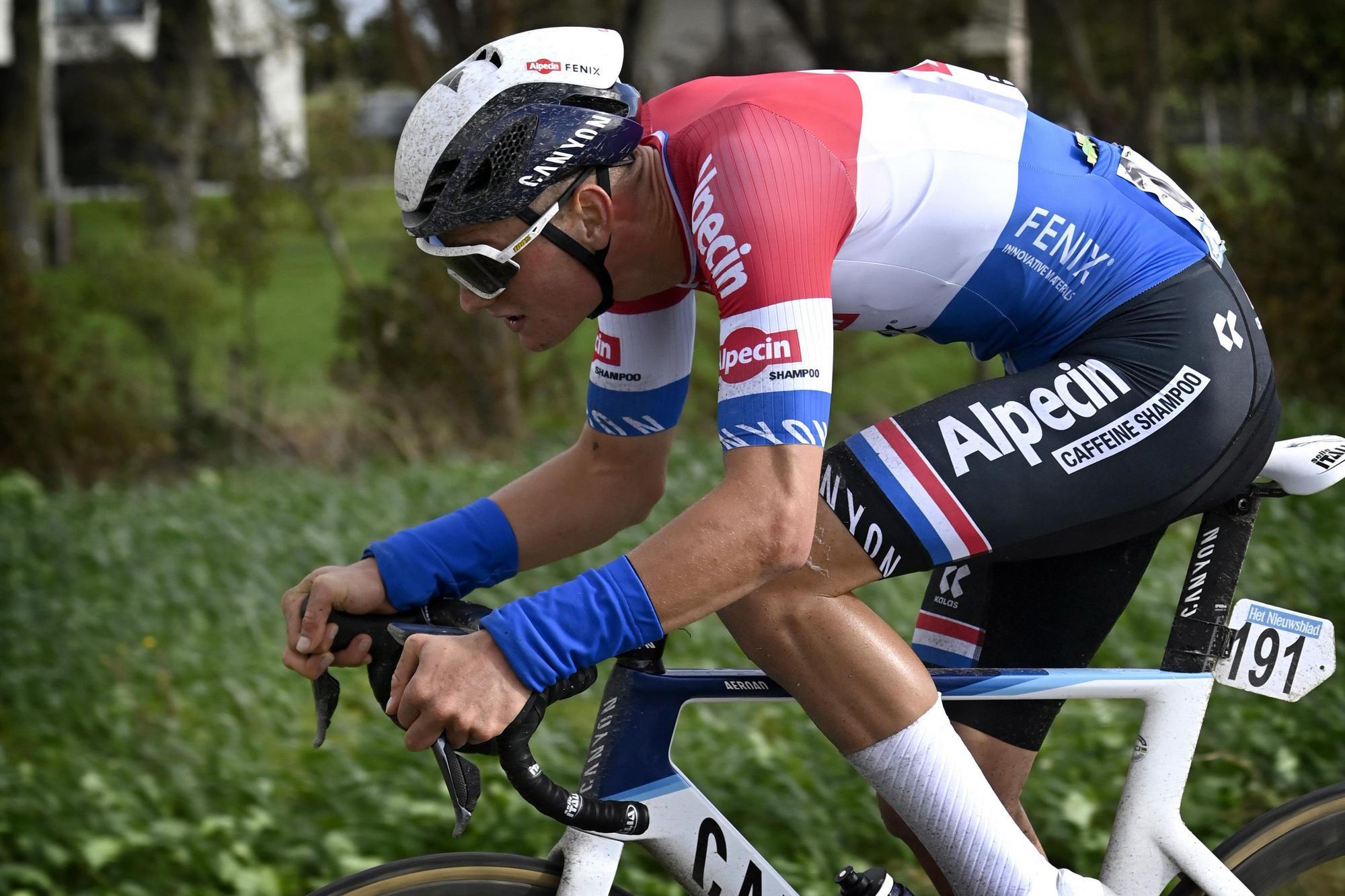 https www cyclingnews com news mathieu van der poel eyes stage win on tour de france debut in 2021