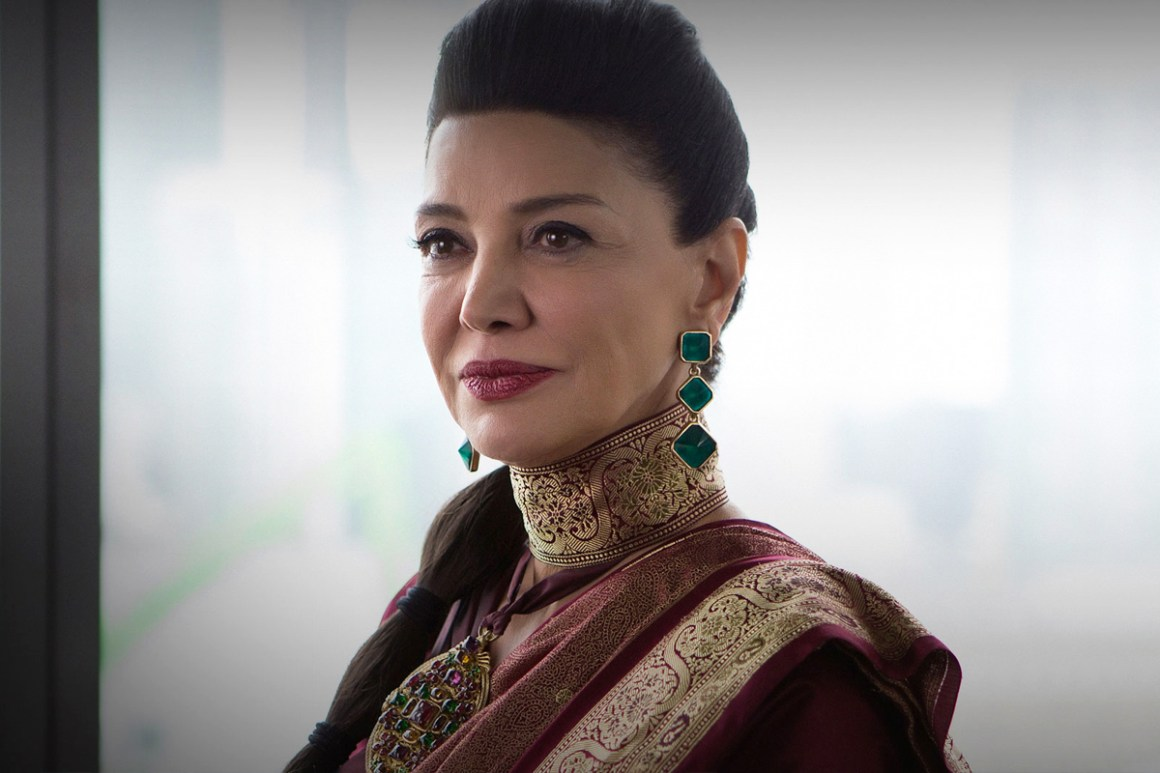 U.N. Deputy Secretary Chrisjen Avasarala, played to perfection by Shohreh Aghdashloo, is undoubtedly the most no-nonsense woman in sci-fi.