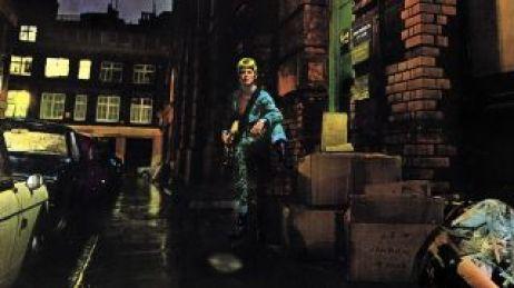 Ziggy Stardust Artwork