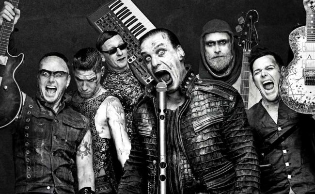 Rammstein On Their New Album If Something Is Shit We