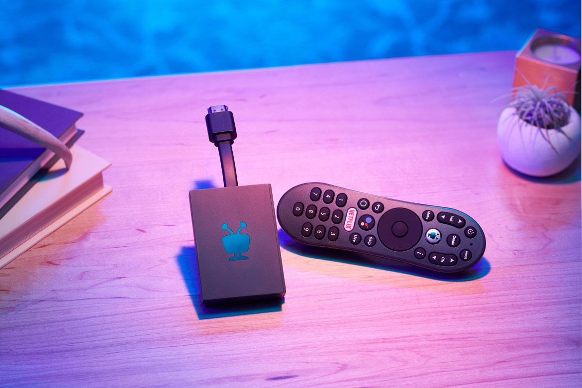 best streaming devices - TiVo Stream 4K review