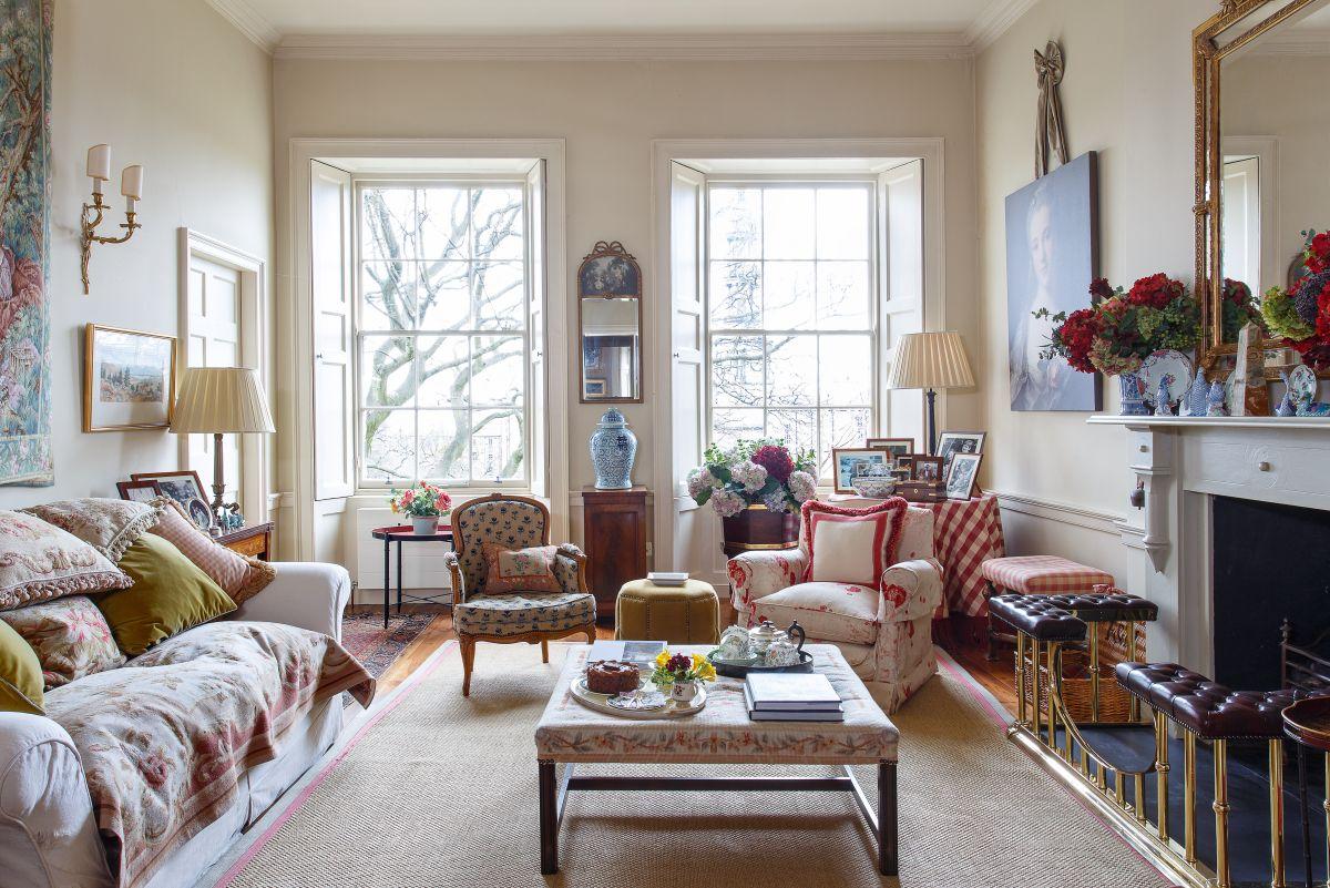 15 Inspiring Traditional Living Room Ideas