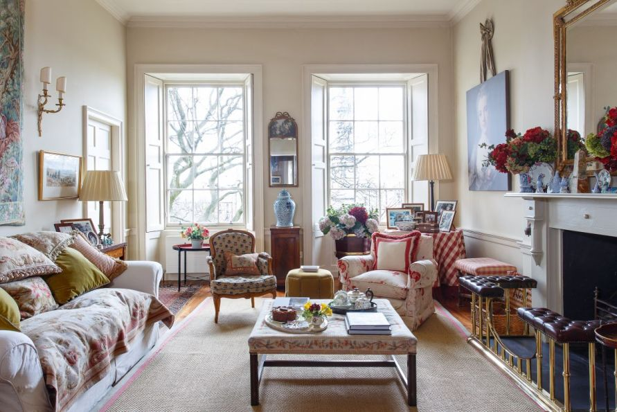 15 inspiring traditional living room ideas | Real Homes