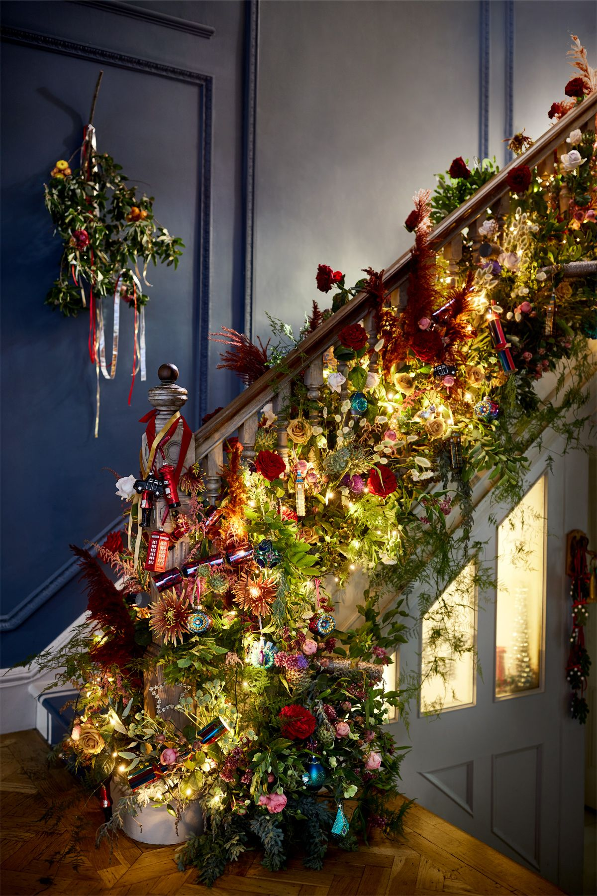 Traditional Christmas Decorations 15 Pretty Ideas To Try At Home Real Homes