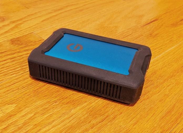 Best PS5 external hard drives: G-Technology ArmorAtd
