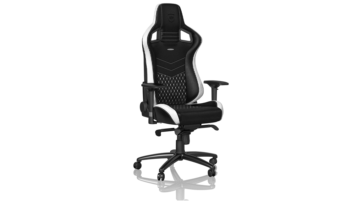 noblechairs Epic Real Leather best gaming chair