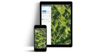 DroneDeploy's 'Live Map' software