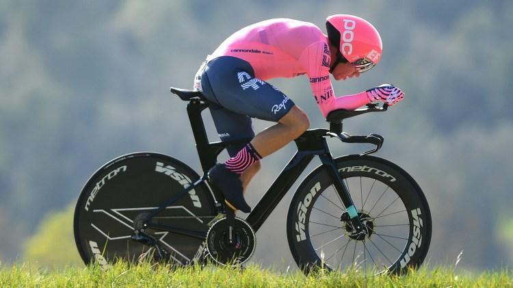 New Cannondale time trial bike ridden by Rigoberto Uran at Volta a  Catalunya | Cyclingnews