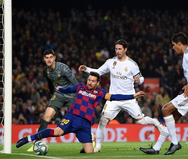 Real Madrid Vs Barcelona Live Stream How To Watch El Clasico