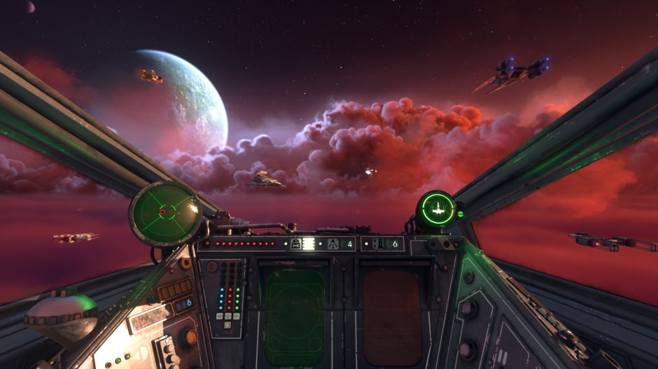 """Star Wars: Squadrons review: """"Turns idle daydreams into tangible  experiences"""" 