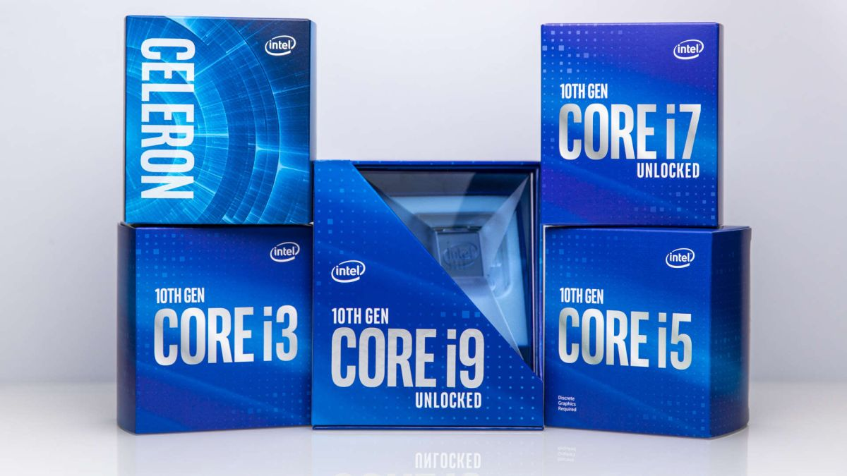 Intel Comet Lake 10th Gen CPU release date, specs, price, and performance