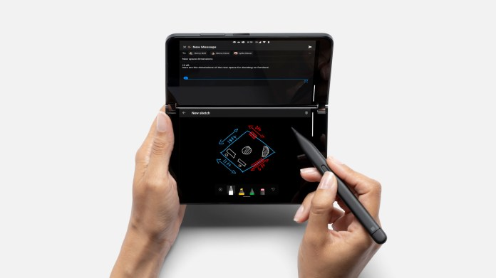 Duo 2 Surface Editing Features with Slim 2 Pen