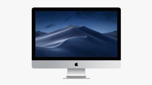 best computers for video editing: 27-inch Apple iMac with Retina display (2019) [Image: Apple]
