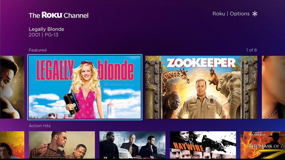 Best Roku channels: The Roku Channel