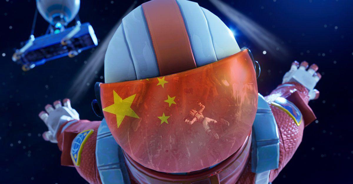 What Happens When Fortnite Hits China PC Gamer