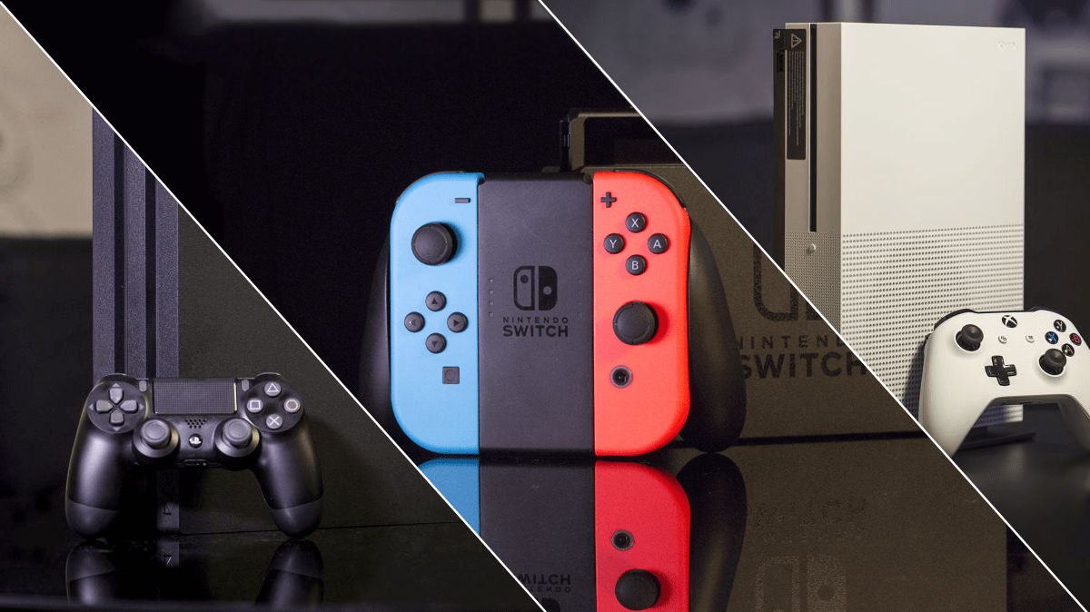 Xbox One S Vs PS4 Pro Vs Nintendo Switch Which Is Better