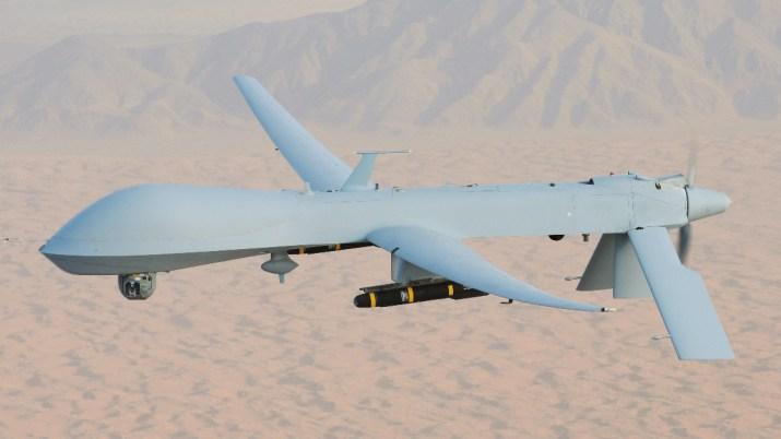 Photo of Predator drone