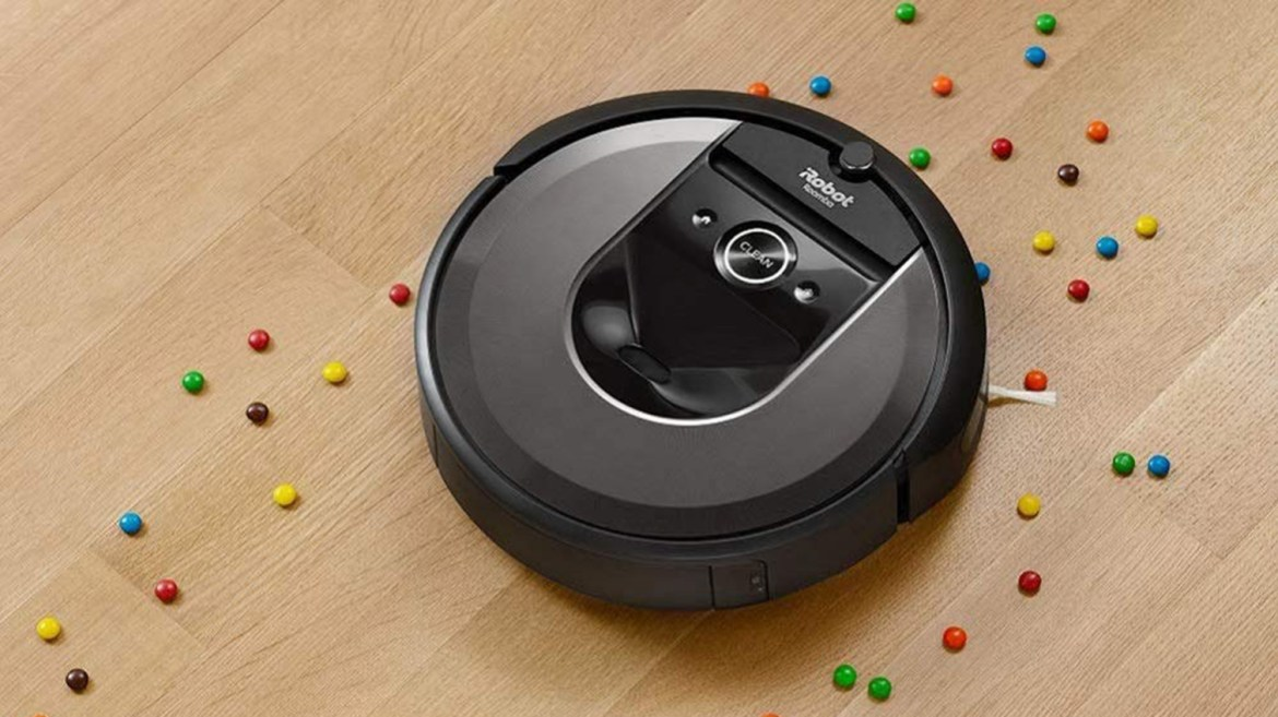 Best robot vacuums: iRobot Roomba i7+