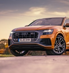 audi q8 when coup meets suv [ 3000 x 1688 Pixel ]