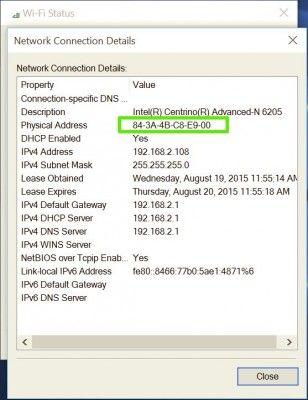 Cara Melihat Ip Address Wifi Lewat Cmd : melihat, address, lewat, Check, Address, Laptop, Howto, Techno