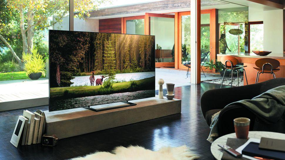 best 75-inch TV: Samsung QE75Q9FN / QN75Q9FN