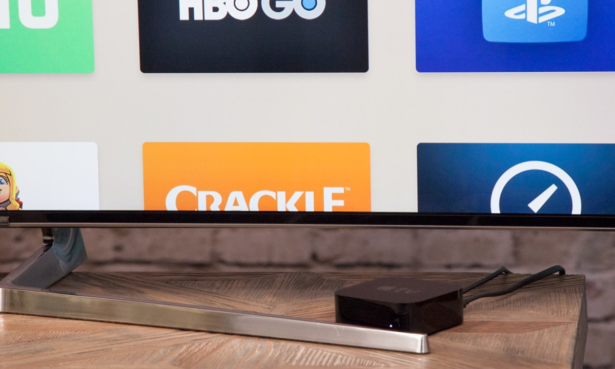 Apple TV 4K review: small design hides but not completely