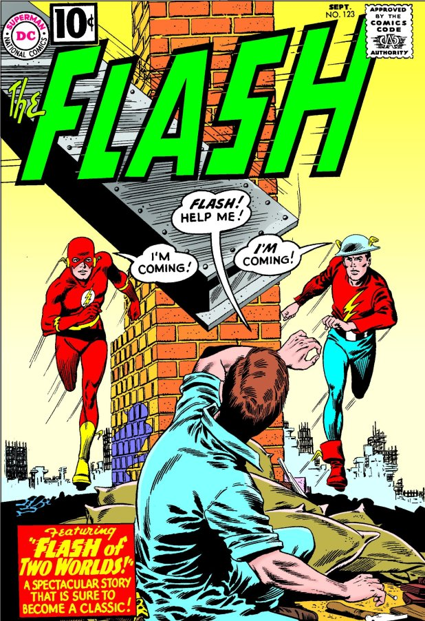 1961's The Flash # 123