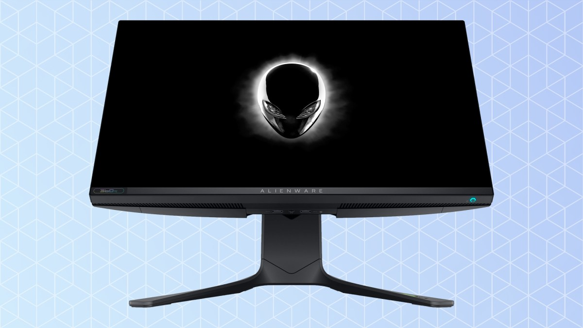 Alienware 25 Gaming Monitor AW2521H review