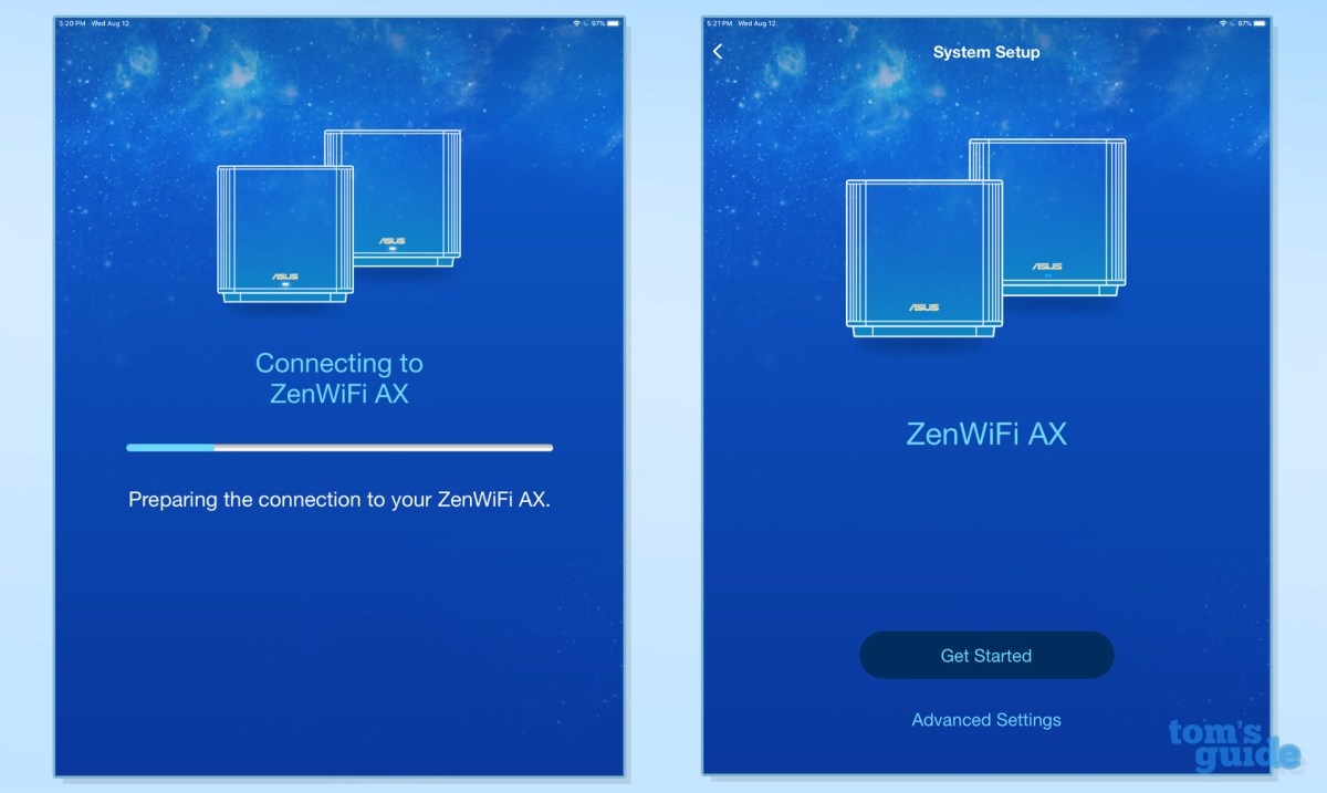 Asus ZenWiFi AX (XT8) review
