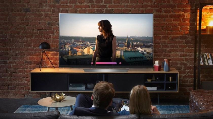LG E8 OLED  4K TV