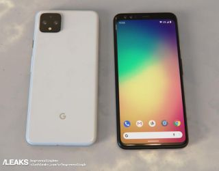 Pixel 4 {focus_keyword} Google Pixel 4 Leak Shows Phone in All Its Big Bezel Glory - Tom's Guide oVwwBnNQYsqecHDNLrw8sa 320 80