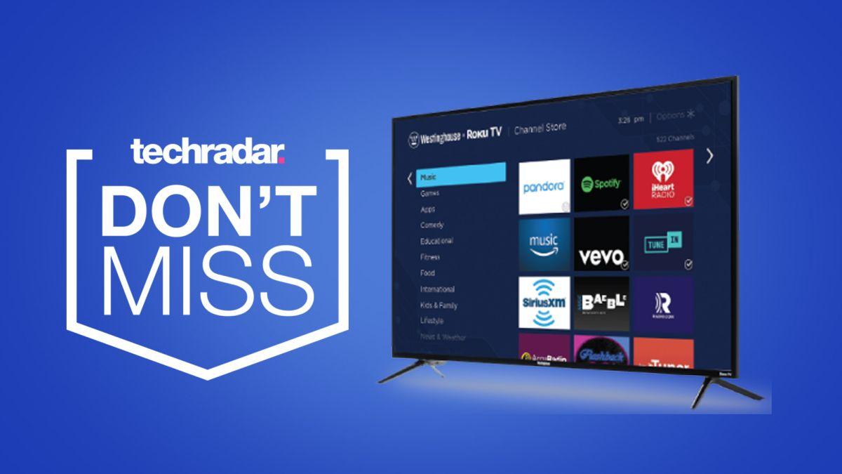 Oferta de TV 4K barata: Roku de 50 pulgadas y 4K por $270 en Best Buy | TechRadar