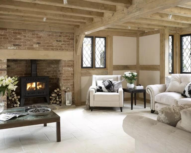cozy living room ideas Border-Oak