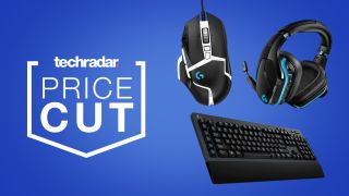 cheap logitech gaming mouse keyboards headsets deals