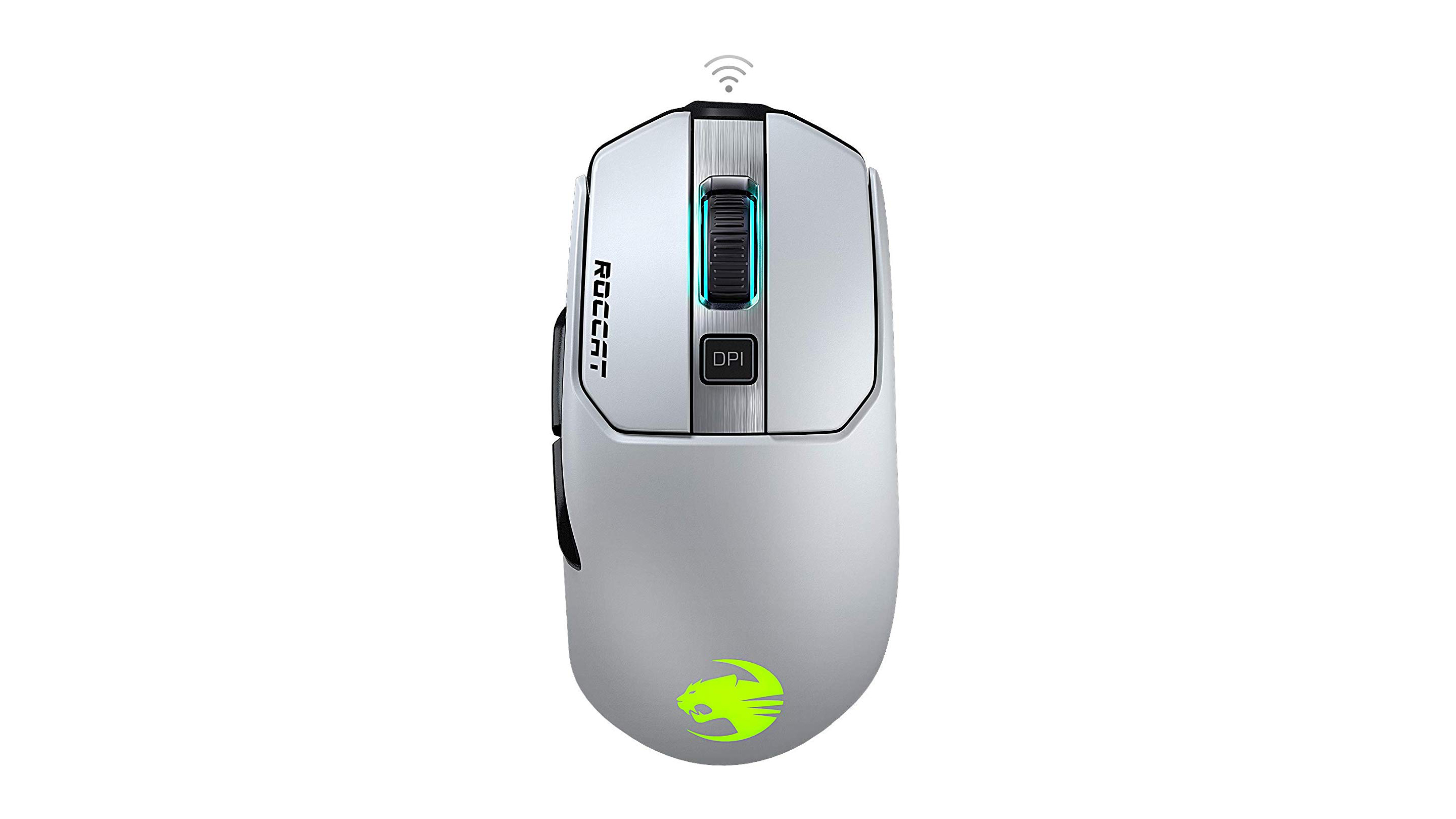 The Roccat Kain 202 AIMO is the best gaming mouse if you want something clean and minimalist.