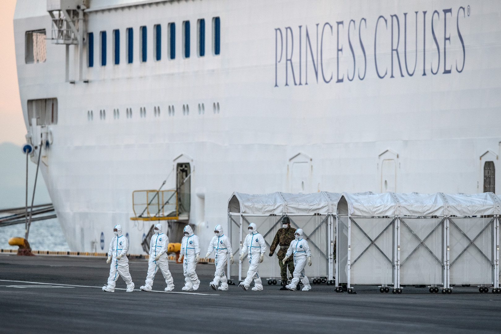 Coronavirus cruise ship nightmare: Are quarantines the right ...