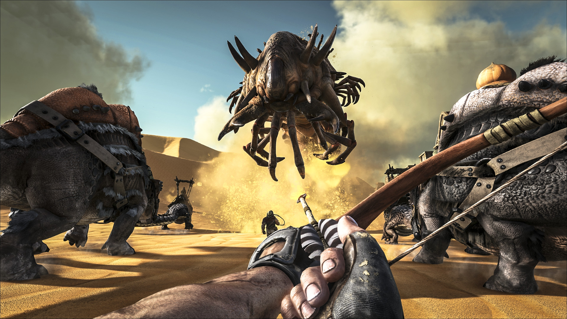 ark survival evolved launches