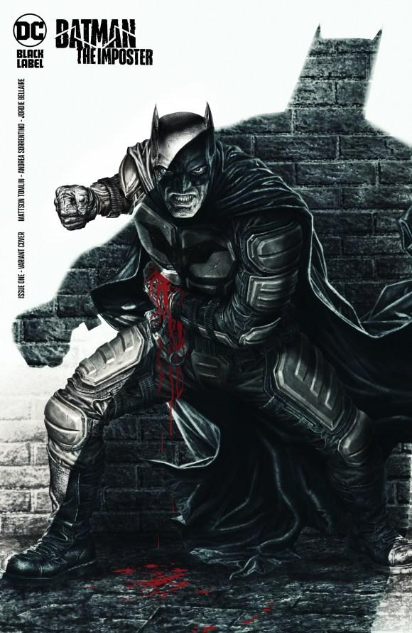 Batman: o impostor