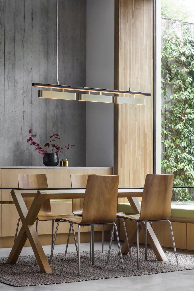 Japandi - dining room