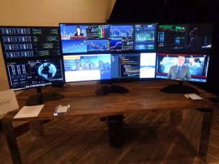 Dell Debuts First 49-Inch Monitor With Dual QHD Resolution   Tom's Hardware