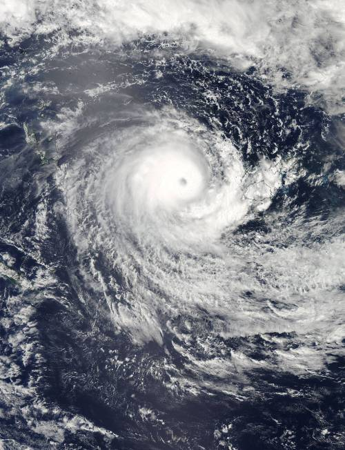 small resolution of monster cyclone winston seen from space photos