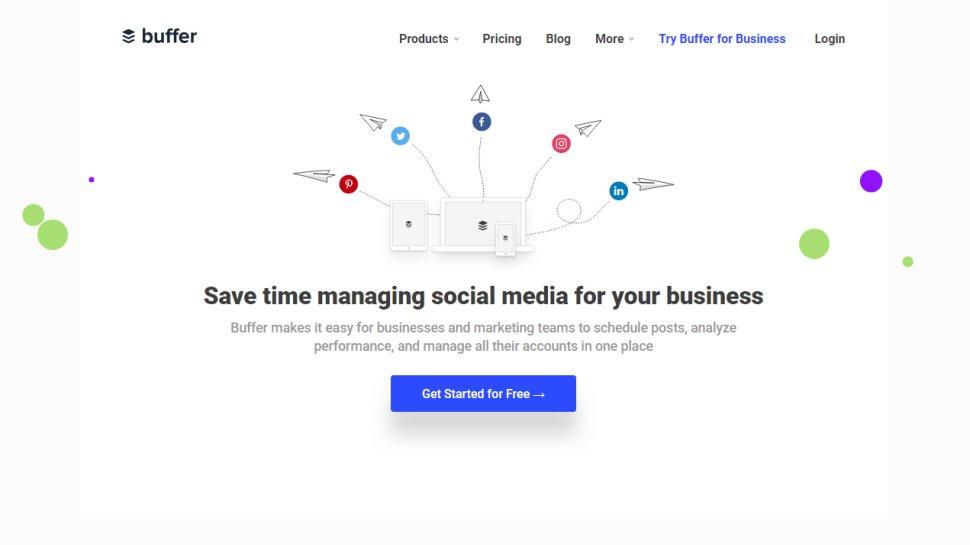 Buffer - Powerful social media management tool
