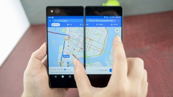 World first dual screen foldable smartphone ZTE Axon M, (Full Review and Specification),techcring