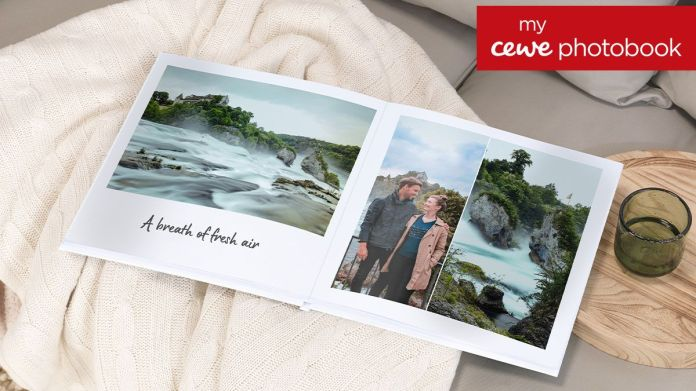 Turn your best photos into beautiful photo books – and win tons of photography kit