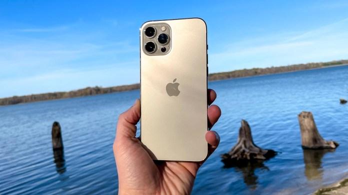best unlocked iPhones: iPhone 12 Pro Max
