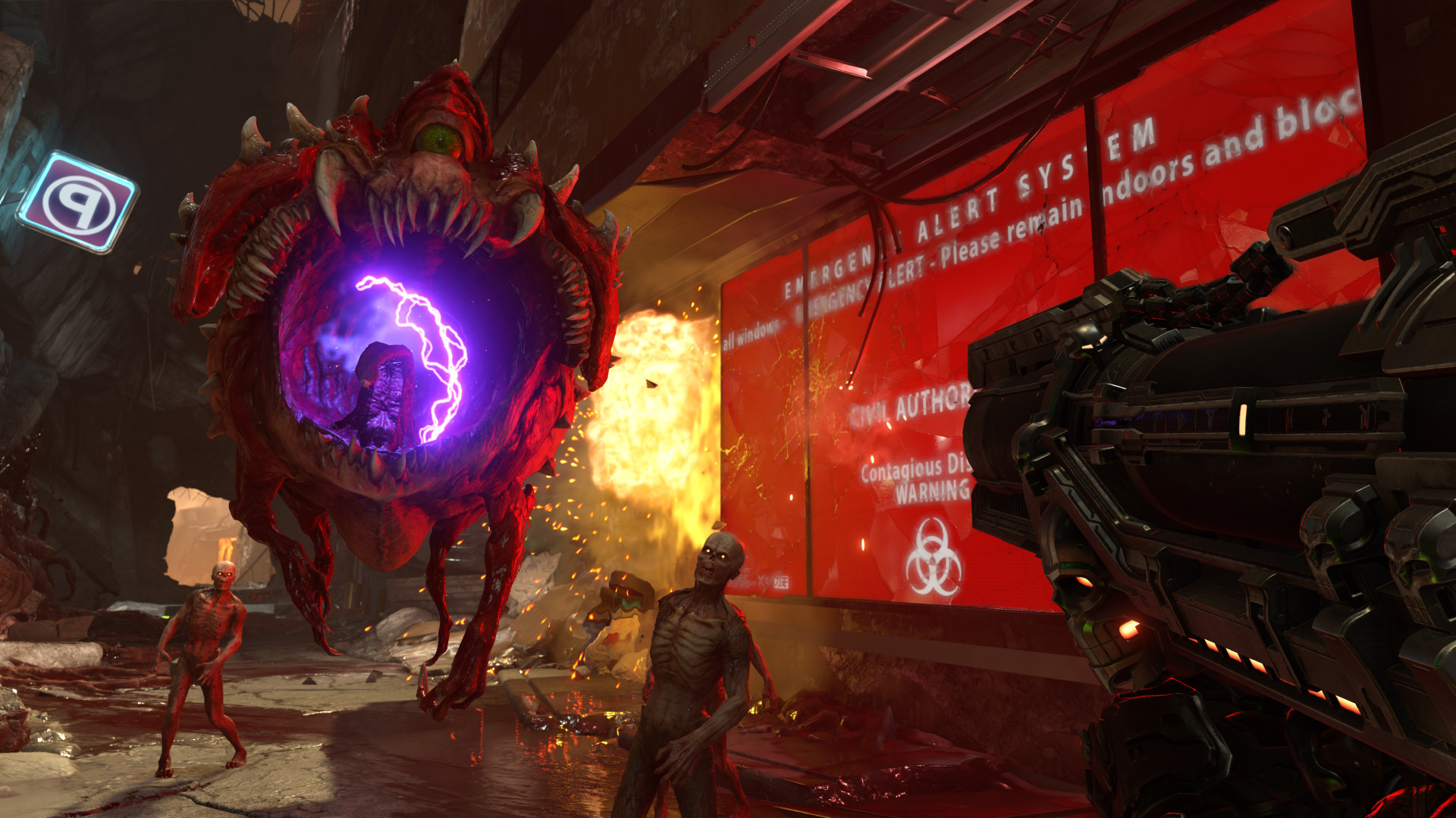Doom: Eternal is a hell of a ride.